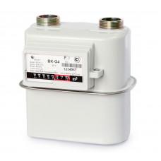 Счетчик газа BK (ВК) G4 диафрагменный бытовой
