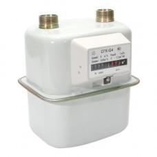 Счетчик газа СГК G4 диафрагменный бытовой